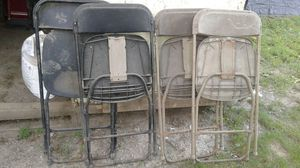 4 chairs dirty from barn great condition for Sale in Indianapolis, IN