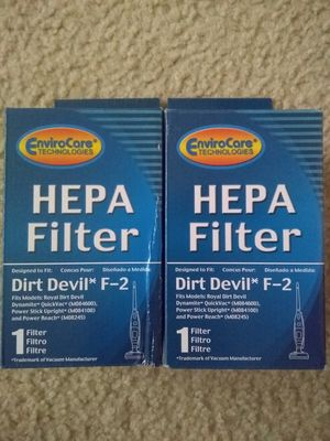 HEPA Filter for Dirt devil vacuum cleaner for Sale in Rockville, MD