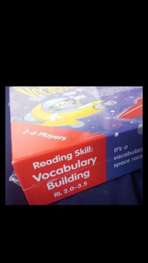 Educational Game Board for Kids (Brand New) for Sale in Norco, CA