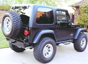 NoDamage2004 Jeep Wrangler RubiconLowMiles for Sale in Fredericksburg, VA