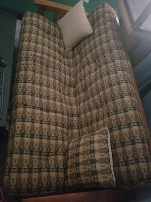 Heavy futon, bought and didnt find a need for it. for Sale in Las Vegas, NV