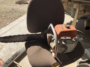 041 stihl chain saw for Sale in Crocker, MO