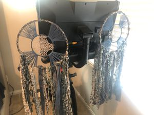 Blue and grey dream catcher for Sale in CA, US