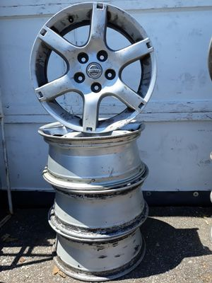 16 inches Nissan rims for sale for Sale in Cleveland, OH
