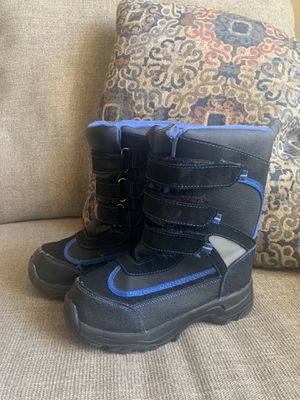 Athletech Kids Winter Snow Boots Boys Girls Size 8 for Sale in Portland, OR