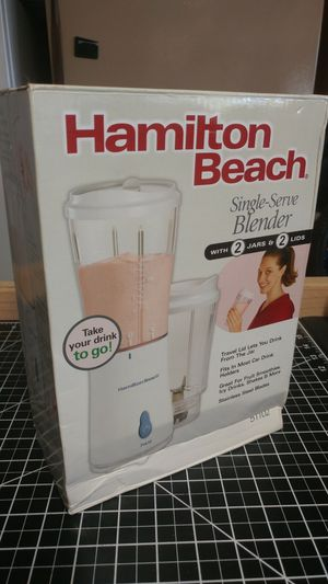 Hamilton Beach Single Serve Blender for Sale in San Diego, CA