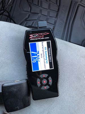 SCT X4 7015 programmer tuner for Sale in Westminster, CA