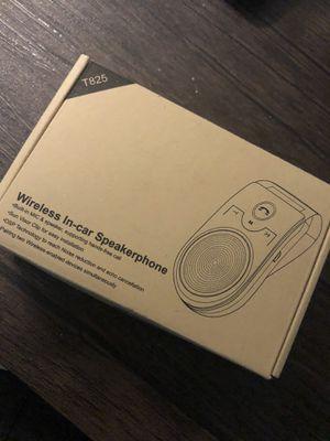 Bluetooth Car speaker wireless for Sale in Fair Oaks, CA