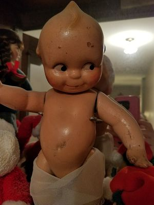 ANTIQUE BISQUE KEWPIE DOLL for Sale in Cumberland, MD