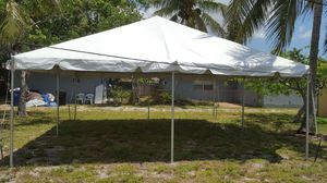 ⛺️Frame Tents Pole ⛺️- New and Used for Sale in HALLANDLE BCH, FL