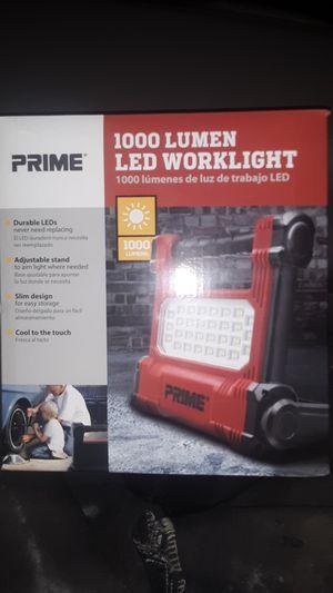 Prime 1000 Lumen LED work light Wireless for Sale in Custer, WA