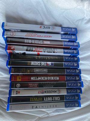 Video games for Sale in Modesto, CA