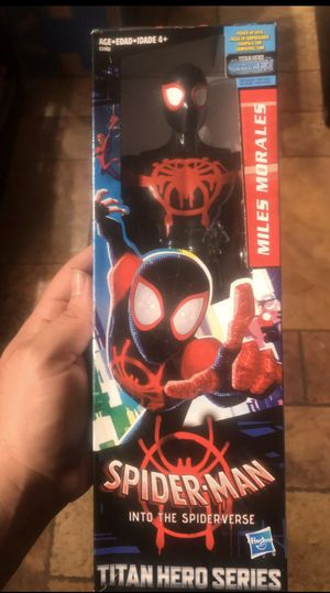 Spider-Man into the Spiderverse for Sale in Orange, CA