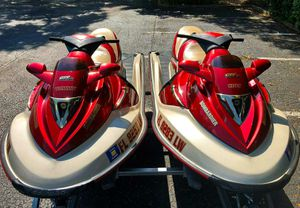 Twin 2OO2 Sea-D00 GTX 4-Tec_with_trailer_$1600 all! for Sale in Durham, NC