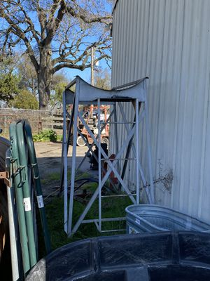 Fuel tank stand for Sale in Lodi, CA