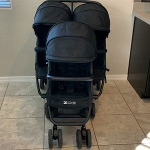 Triplet Stroller for Sale in Litchfield Park, AZ