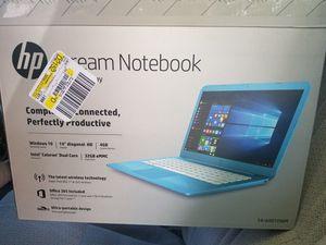 """Hp notebook 14 """" for Sale in Phoenix, AZ"""