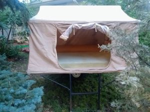 Teeny Tiny Tent/Camping Trailer for Sale in Denver, CO