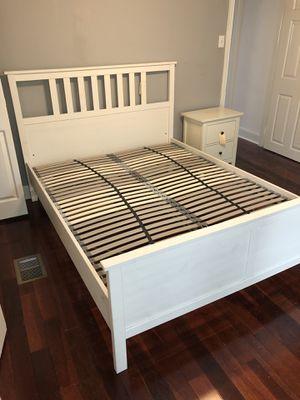 IKEA Queen Hemnes Bedroom Set for Sale in Philadelphia, PA
