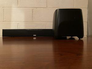 Polk Audio soundbar & wireless subwoofer 3000 for Sale in Trussville, AL