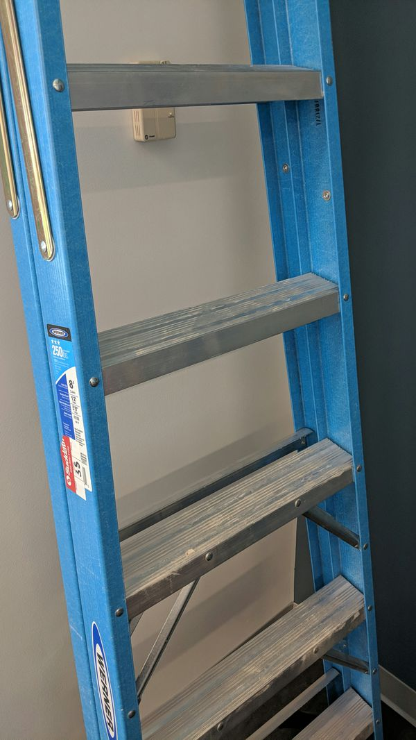 Werner ladder 8 foot