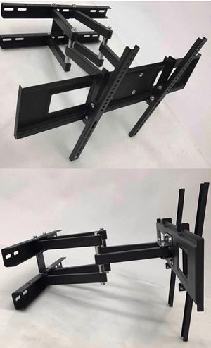 """New Universal Wall TV Mount Fits 32"""" to 65"""" TV Sizes Swivel Full Motion Tilt Heavy Duty Dual Arms for Sale in Whittier, CA"""