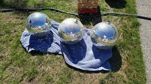 DJ mirror balls dance for Sale in Everett, WA