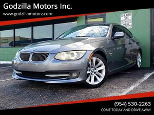 2011 BMW 3 Series for Sale in Oakland Park, FL