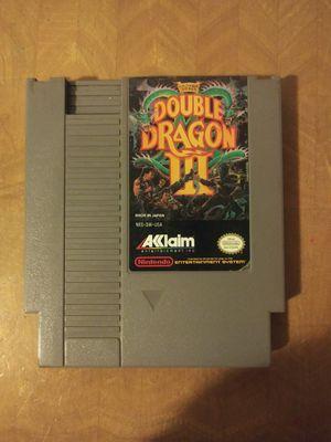 Double Dragon III NES for Sale in Santa Ana, CA