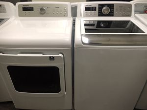 Samsung washer dryer set for Sale in Lexington, NC