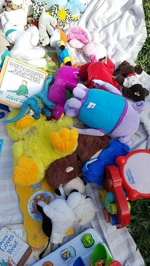 Kids toys stuffed animals etc for Sale in Key Biscayne, FL