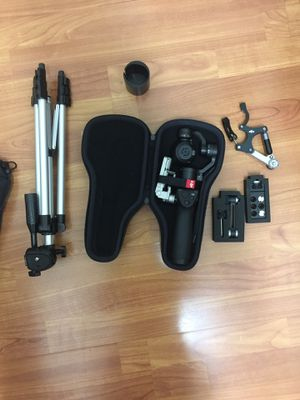 DJI Osmo camera with equipment for Sale in Los Angeles, CA