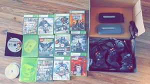 Xbox 360 & games & everything included for Sale in Cleveland, OH
