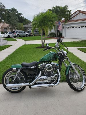 2013 Harley Davidson sportster model 72 for Sale in Pembroke Pines, FL