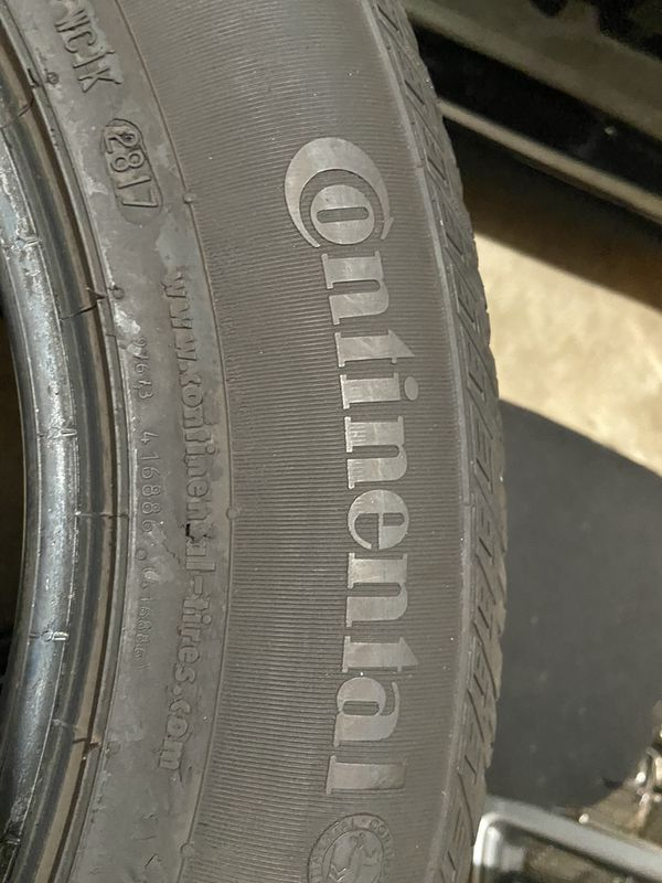 Continental Tires 235-60-18