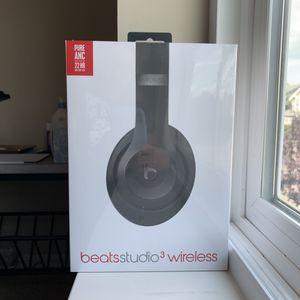 Beats Studio 3 Wireless for Sale in Renton, WA