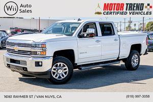 2016 Chevrolet Silverado 2500HD for Sale in Los Angeles, CA