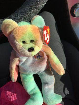 Peace beanie baby for Sale in Hazel Park, MI