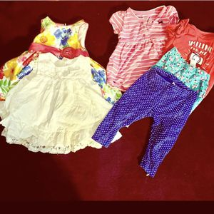 Baby clothes/girls 6-9 months for Sale in Philadelphia, PA