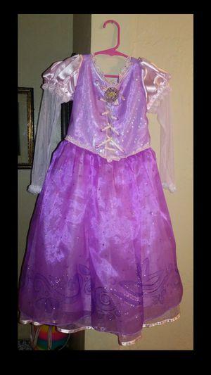 Rapunzel halloween custome$10 for Sale in Phoenix, AZ