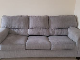 GRAY SLEEPER SOFA & LOVESEAT for Sale in Baltimore,  MD