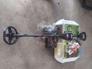 Garret AT Max metal detector bundle for Sale in Bonney Lake, WA