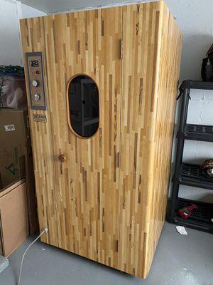 Watahan Collapsing Sauna for Sale in Seattle, WA