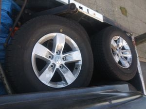 Rims n tires dodge ram for Sale in Philadelphia, PA