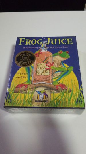 Frog Juice game for Sale in Midvale, UT