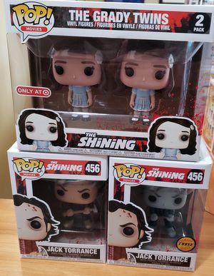 Lot of 3 The Shining Funko Pops! for Sale in Arlington, WA