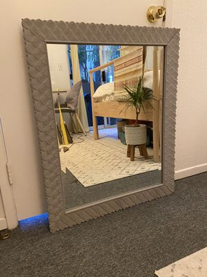 Gray mirror for Sale in San Diego, CA