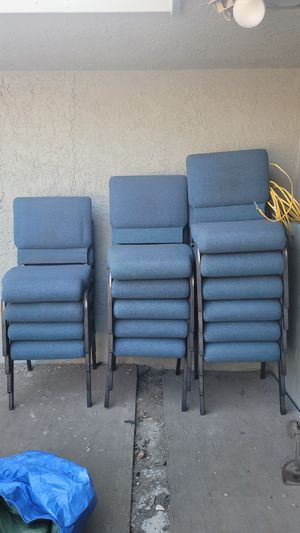 Chapel/Office Chairs for Sale in Ontario, CA