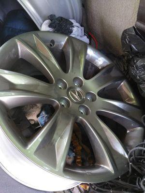 10-13 Acura MDX Wheels for Sale in Brockton, MA