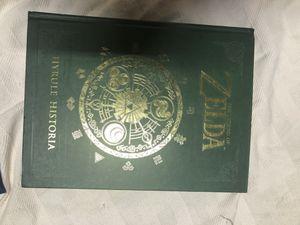 Zelda books hard back for Sale in Kingsburg, CA